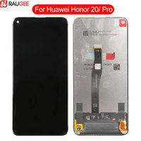 Screen For Huawei Honor 20 Pro LCD Display Touch Screen New Digitizer Glass Panel Replacement For Huawei Honor 20 Dispaly LCD