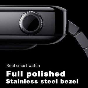 Image 3 - NEW Xiaomi Smart Watch GPS NFC WIFI ESIM Phone Call Bracelet Wristwatch Sport Bluetooth Fitness Heart Rate Monitor Tracker MIUI