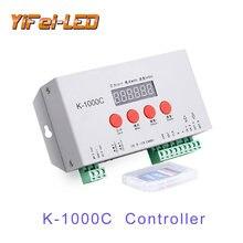 K 1000c (t 1000s Обновлено) контроллер ws2812bws2811apa102sk68122801