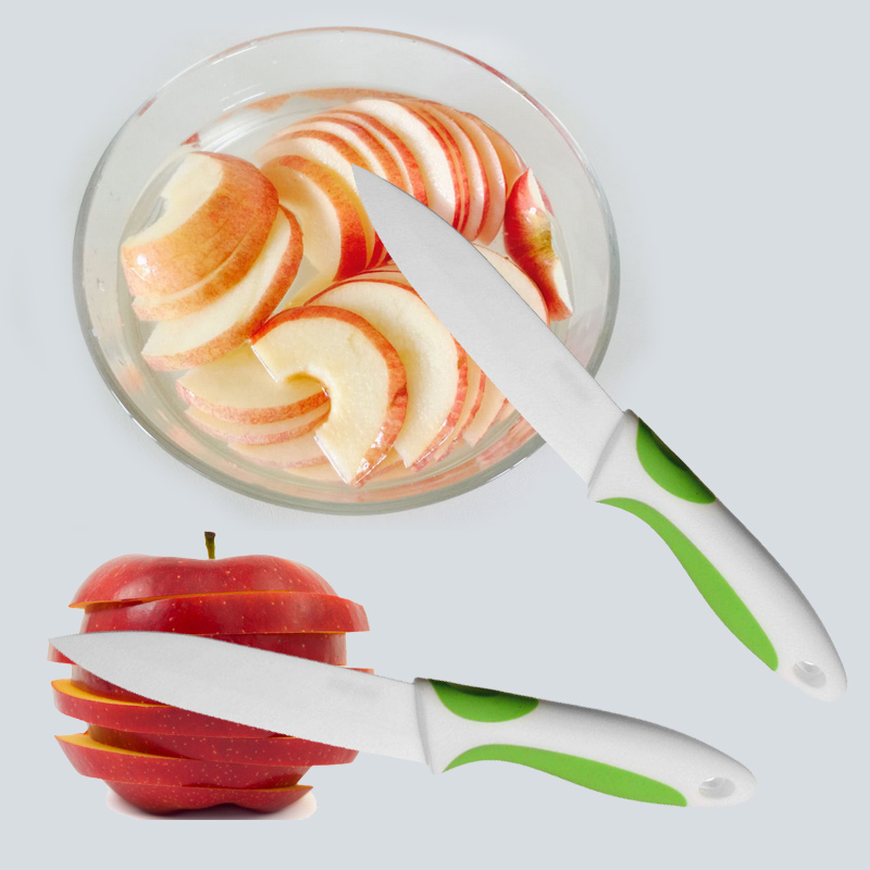 3/4/5 дюймов кухонный нож керамический белый красочный ручной керамический нож для овощей Кухонные ножи для фруктов инструмент для приготовления пищи керамический нож|Кухонные ножи|   | АлиЭкспресс
