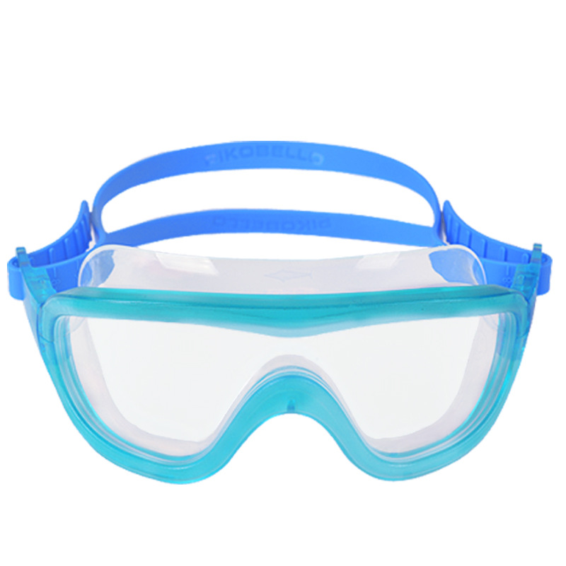 Manufacturers Direct Selling CHILDREN'S Swimming Goggles Men And Women Big Boy Diving Swimming Glasses Big Box Waterproof Anti-f