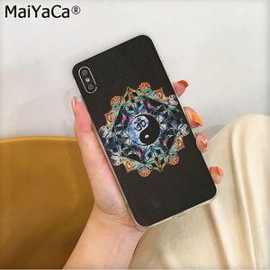 Image 5 - MaiYaCa funda de móvil para Apple, protector de móvil musulmán, islámico, Bismillah, ala, iphone 11 pro, 8, 7, 66S Plus, X, XS, MAX, 5S, SE, XR
