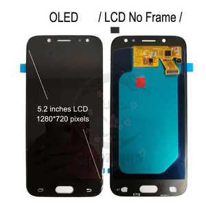 Image 4 - LCD עם מסגרת לסמסונג גלקסי J5 פרו 2017 J530 LCD J530F J530Y J530G J530FM תצוגת מסך מגע חיישן Digitizer הרכבה