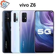 New Vivo Z6 5G Mobile Phone Phone 6.57 inch 6G+128G Snapdragon 765G Android 10 F