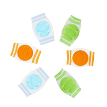 CY00258 1 Pairs Baby Knee Pads Anti-Slip Breathable Protector Crawling Walking Protecter 5 Color To Choose