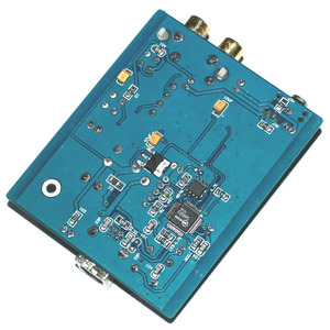 Image 5 - HIFI ES9018K2M SA9023 USB DAC מפענח לוח חיצוני כרטיס קול תמיכה 24Bit 92k עבור אודיו מגבר מודול
