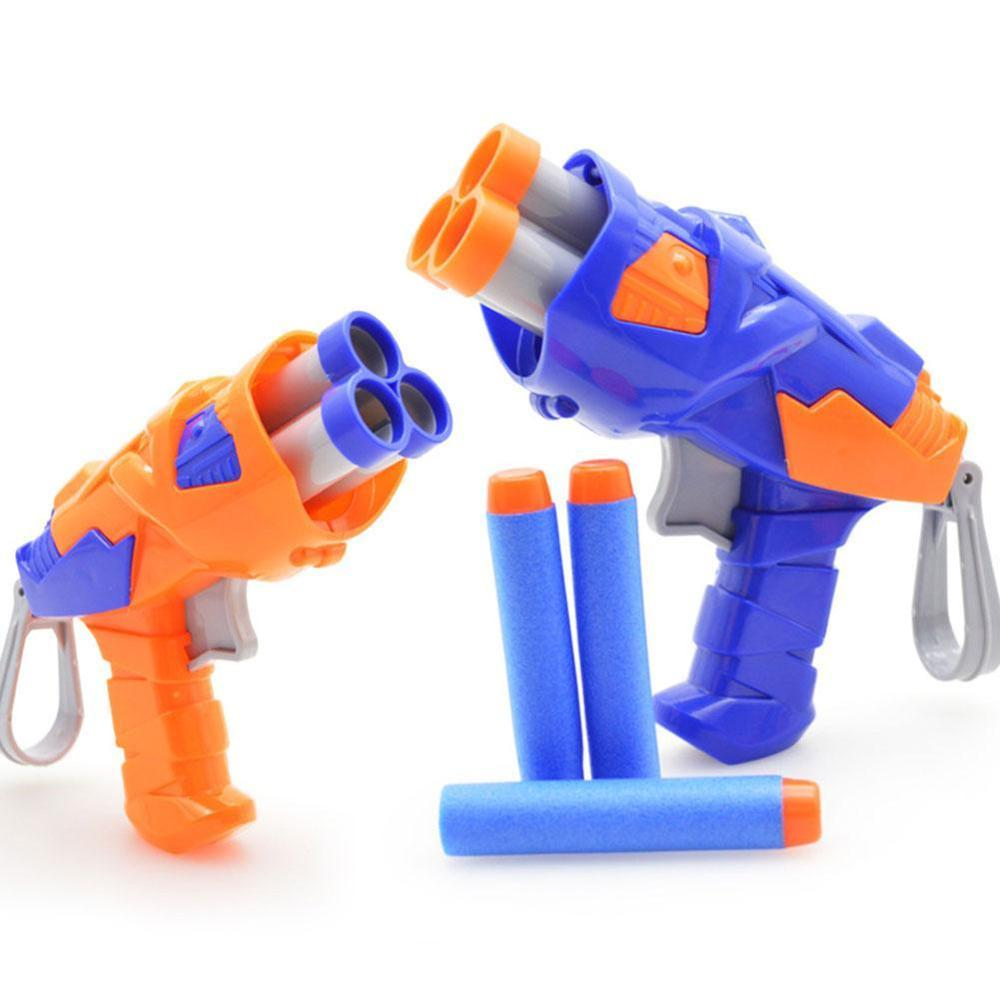 Toy Gun Electric + 3/10pcs Bullet Soft  For Kids Suit Darts Dart Guns Sniper Rifle