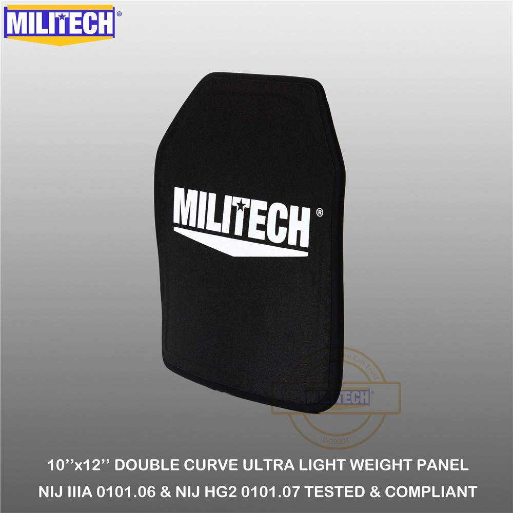 MILITECH Bulletproof Plate 10