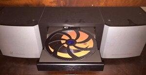 Image 3 - CDMAT CD Companion Carbon Fiber Disc Tuning Pad for CD Disc HIFI Audio Free Shipping
