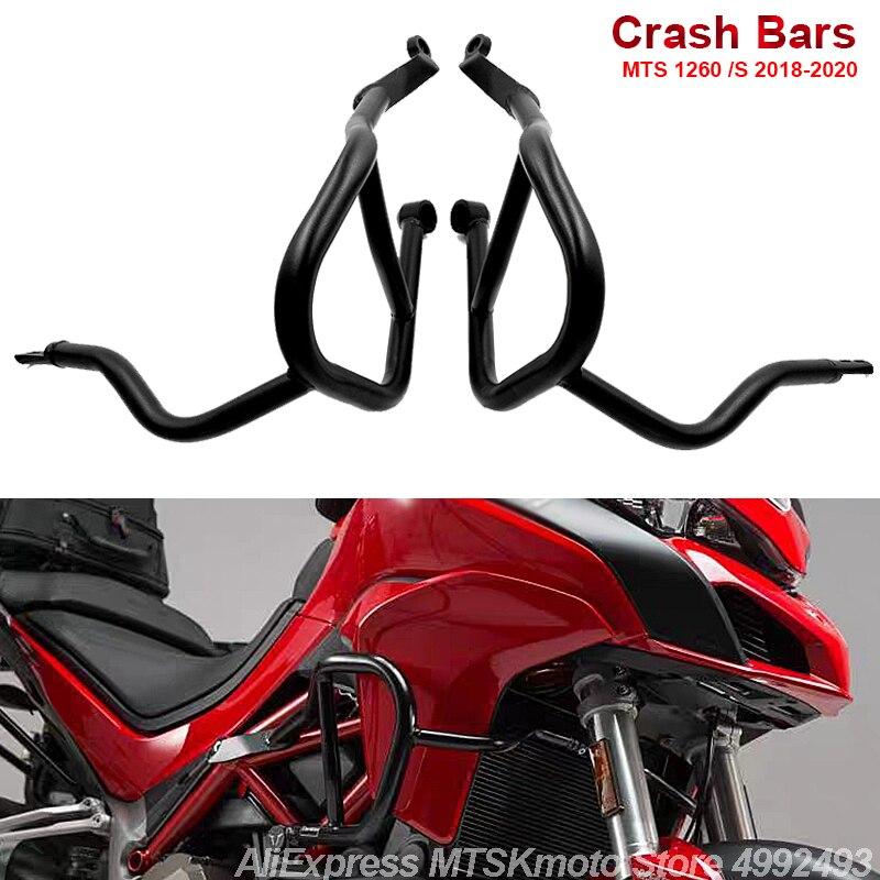Adh/ésifs 3D Compatible Avec Protections de Fource Garde-Boue Ducati Multistrada 1260S 2020