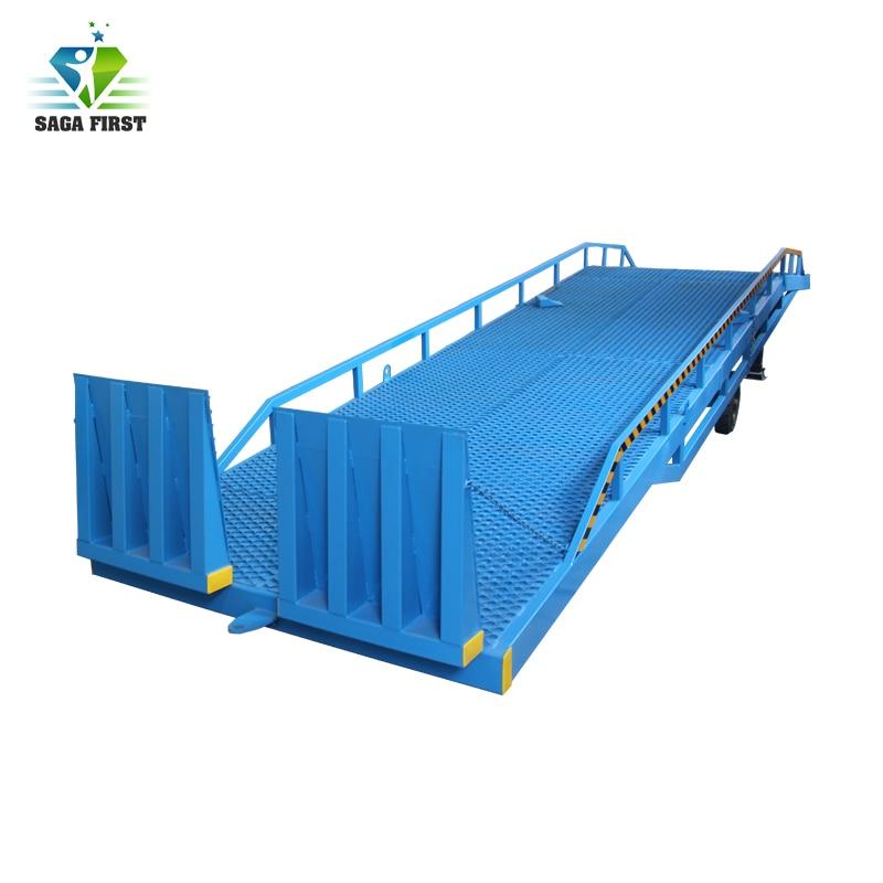 Wholesale Stationary Mobile Hydraulic Dock Ramp