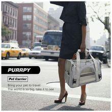 Pet Outdoor Travel Dog Puppy Cat Breathable Carrier Handbag Sling Adjustable Shoulder Bag Pouch F42A