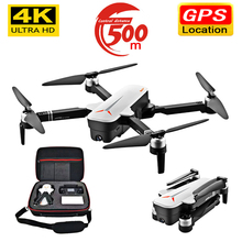 X9 Drone 4K HD Aerial Video Camera GPS drone WiFi fpv Quadrocopter camera intelligent return drone with camera Dron Foldable toy цена 2017