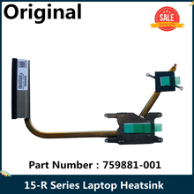 Laptop Heatsink New for HP 15-R Series 759881-001 At14d0010f0/At14d0010r0/100%tested/Fast-ship