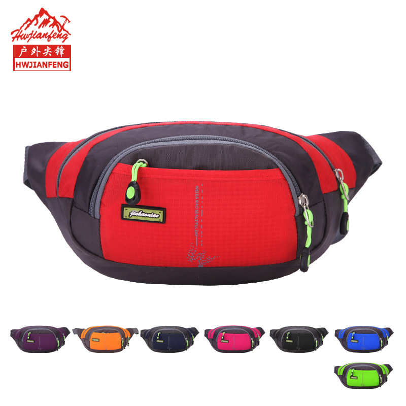 Town Factory Treasure A Generation Of Fat New Style Outdoor Wallet Shoulder Bag Waist Pack Sports Leisure Bag Mobile Phone Bag
