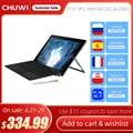 CHUWI UBook 11,6 Inch IPS Bildschirm Tablet PC Intel Celeron N4120 Quad Core LPDDR4 8GB 256GB SSD Lagerung windows 10 OS Tablet