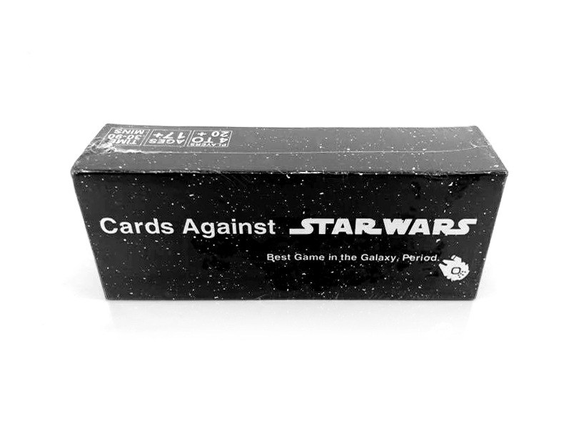 Human card cards against star wars mug board game card toy starwars image