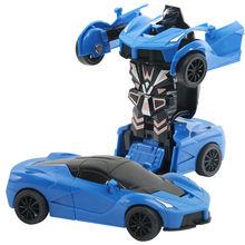 Подлинные Трансформеры автомобиль игрушка Шмель optimus prime