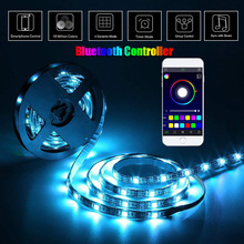 DC5V RGB Led Strip SMD5050 Tira Led USB Ribbon RGB Backlight Tape for Computer TV Background Fita Led Stripe Flexible Neon Light 5v rgb led strip 5050 2835 tira led usb ribbon rgb backlight tape for computer tv fita led stripe flexible neon light warm white