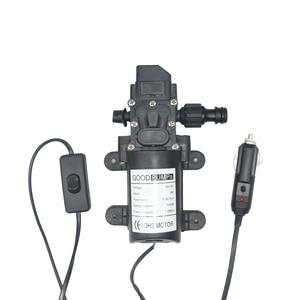 Image 2 - 1 セット 12v洗車銃ポンプ高圧クリーナーカーケアポータブル洗濯機、電気掃除自動装置