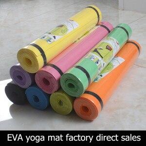173*60cm Yoga mats fitness Yoga exercise mat pads Anti-slip gymnastics mat Sports Blanket natural rubber gym equipment for home