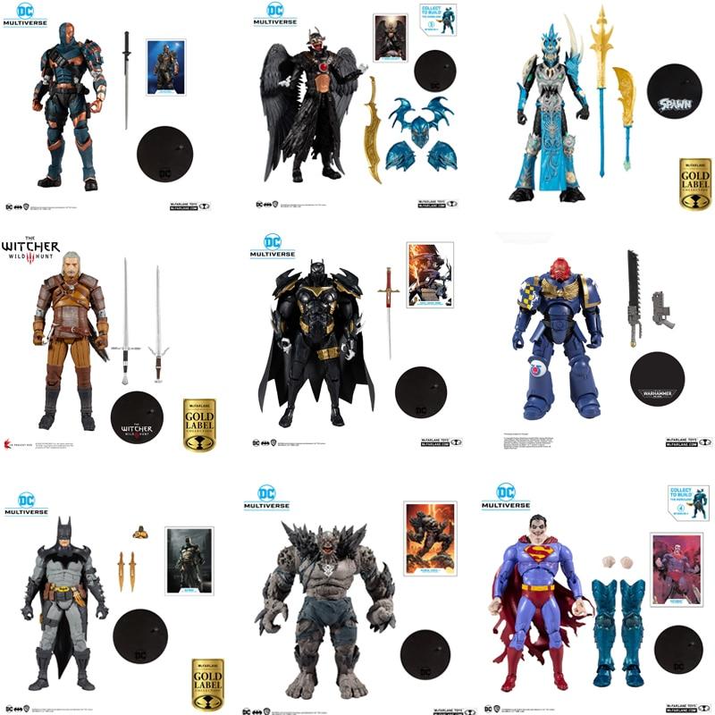 Все серии моделей Игрушек McFarlane