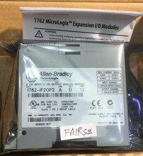 기존 AB MicroLogix 출력 모듈 1762 IF2OF2 1762 IF20F2