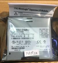 Original AB MicroLogix Output Module 1762 IF2OF2 1762 IF20F2