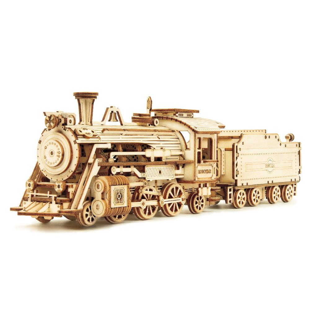 MC501 Steam Train