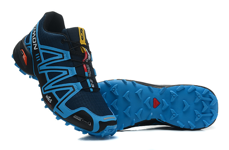 ¡Novedad de 2020! Zapatos deportivos Salomon Speed Cross 3 para hombre, zapatos deportivos para caminar al aire libre, trotar Zapatos Salomon hombre - 4