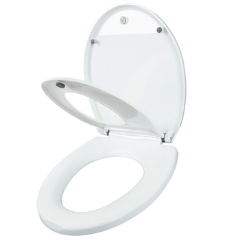 2-1 Child-Adult Toilet Seat Cover