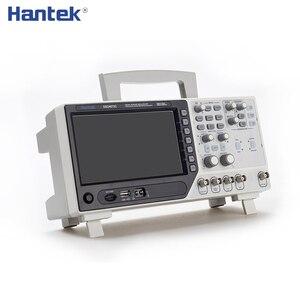 Image 2 - Hantek 2 قناة ملتقط الذبذبات الرقمي 1 قناة التعسفي/وظيفة مولد الموجي 70 200MHz DSO4072C DSO4102C DSO4202C