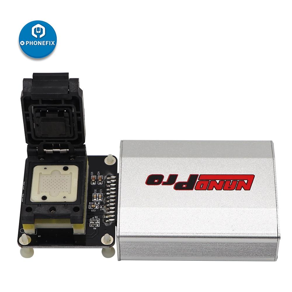 NAND Pro Box IP BOX V2 NAND Flash Programmer Upgrade Ip Box V3 Box3 Read Write Error Repair Support For IPhone 4-6P IPad Repair