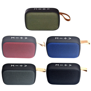 New Mini Bluetooth Speaker Portable Wireless Loudspeaker Sound System 3D Stereo Music Surround Outdoor Speaker Support FM TFCard