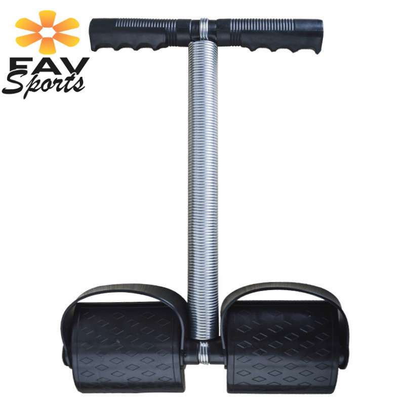 2019 Elastic Resistance Pull Rope Fitness Abdominal Sit Up Pedal Exerciser Equipment Workout Muscle Trainning Resistance Bands