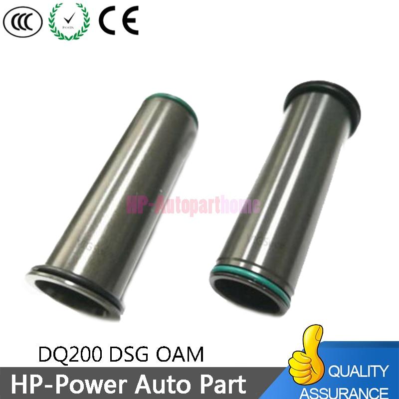 2PCS DSG DQ200 0AM Automatic Transmission Valve Body Copper sets for VW Audi OAM