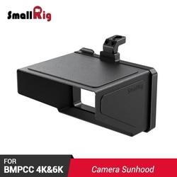 SmallRig BMPCC kamera 4K osłona przeciwsłoneczna osłona przeciwsłoneczna do kamery BMPCC 4K i 6K 2299 w Klatki do aparatu od Elektronika użytkowa na