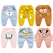 Brand Designer Spring Autumn  Baby Girl Legging Baby Boy Trousers Baby Kids Warm Cartoon Pants-in Pants from Mother & Kids on AliExpress