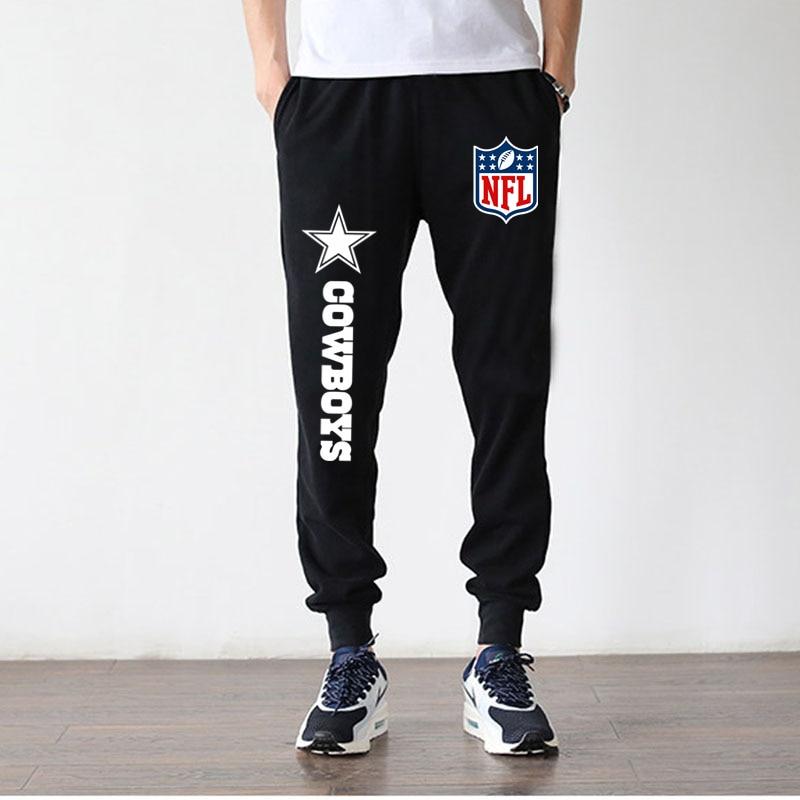 Dallas New Sweatpants Men And Women Trousers Cowboys Casual Sports Pants Lover Sweatpants Cotton Sweat Pants Plus Size S - 4XL