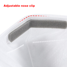 KN95 Mask Face Masks Anti Influenza Professional Protective mask filter 95% Mouth Mask Function equivalent N95 KF94