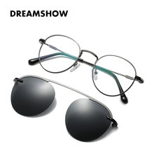 Женские и мужские поляризационные очки с магнитной застежкой