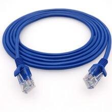 1m/2m/3m/5m/10m rj45 ethernet rede lan cabo utp remendo roteador interessante lote qualidade superior