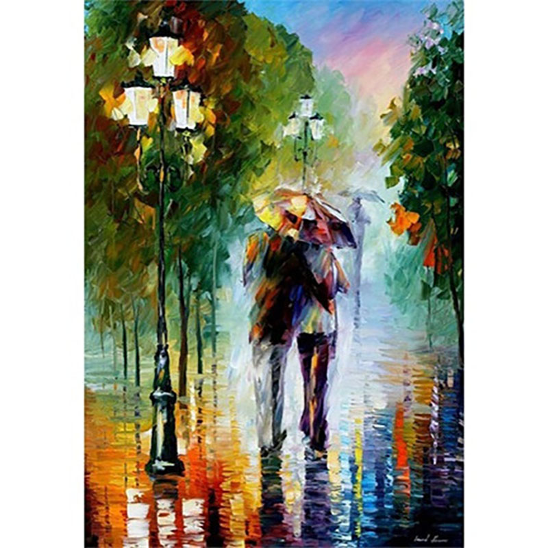 Painting By Numbers Paint By Number For Adults Oil Paintings Color Numbered