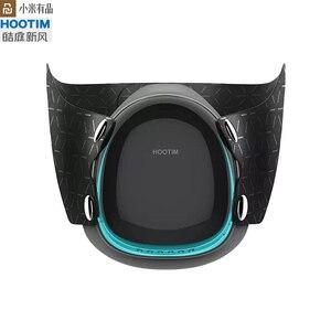 Image 1 - חדש Hootim חשמלי נגד אובך PM2.5 חיטוי אניון מסכת מספק פעיל אוויר אספקת חשמלי פנים מסכת Youpin