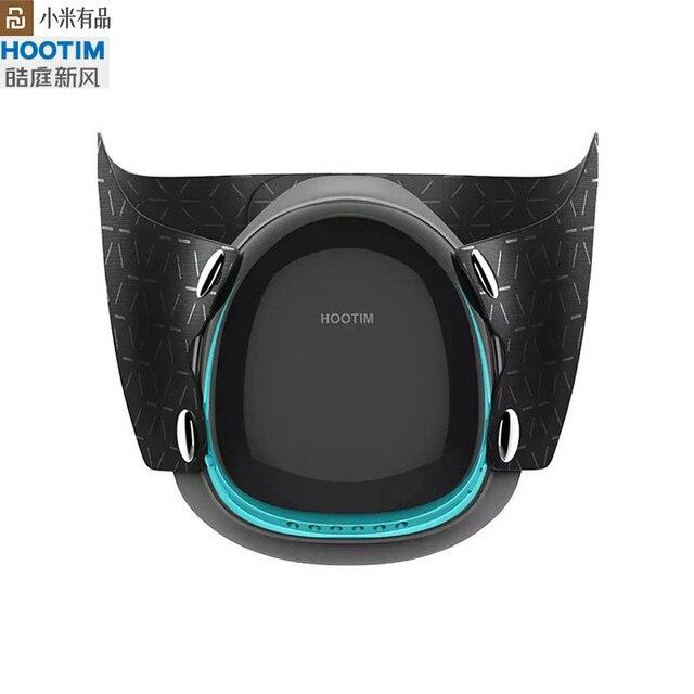 חדש Hootim חשמלי נגד אובך PM2.5 חיטוי אניון מסכת מספק פעיל אוויר אספקת חשמלי פנים מסכת Youpin