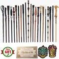 Волшебные палочки 33 вида, волшебные Волшебные волшебные палочки с металлическим сердечником, Дамблдор с подарками, волшебные игрушки для в...