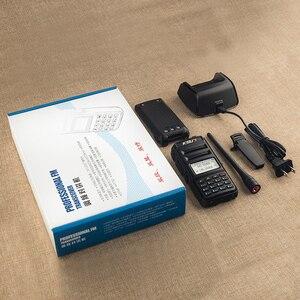 Image 5 - KSUN Walkie Talkie de banda Dual, Radio de mano, comunicador bidireccional HF, transceptor, walkie talkie aficionado
