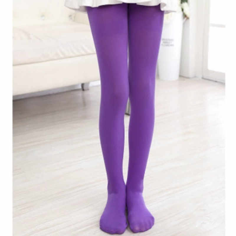 Cute Girls Tights Kids 1-7 Years Pattern Rich Design Spotted Pantyhose Hosiery