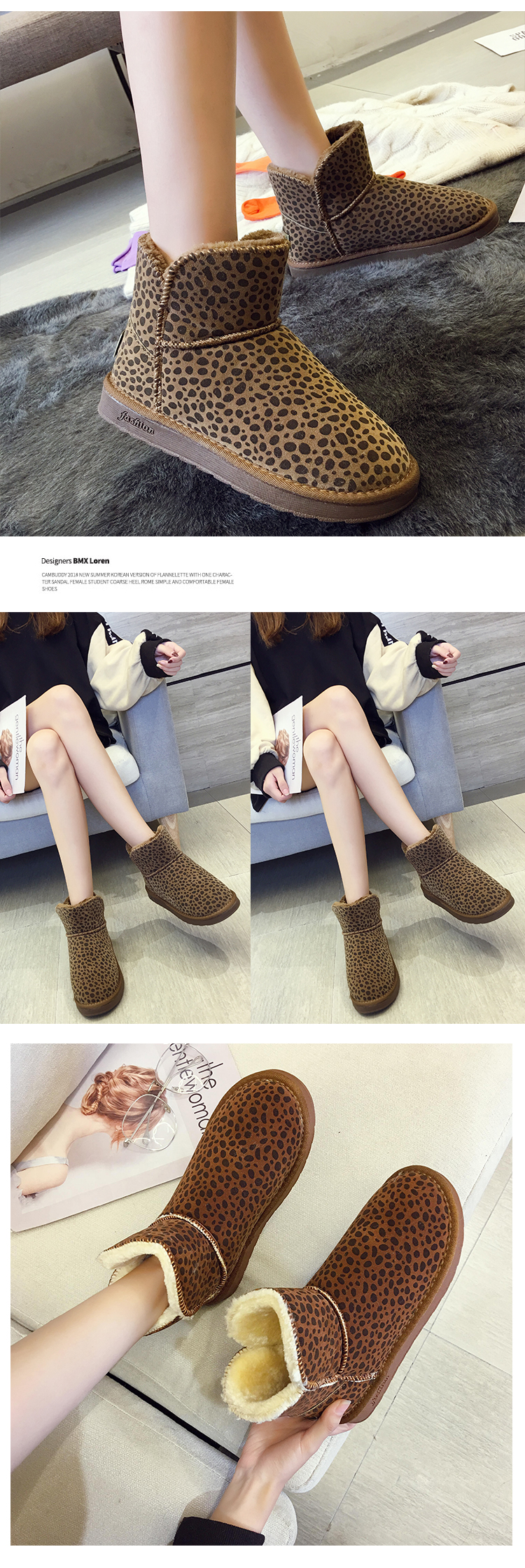 Low Heels booties Lace Up Round Toe Shoes Lady Boots Luxury Designer Winter Women Bootee Woman 2019 Australia Flat Ladies 27