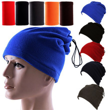Warm Scarf Face-Mask Cycling-Headwear Neck-Tube Hiking Polar-Fleece Outdoor Winter Unisex